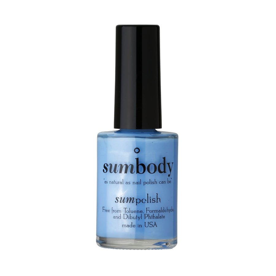 Lady Sings the Blues Nail Polish
