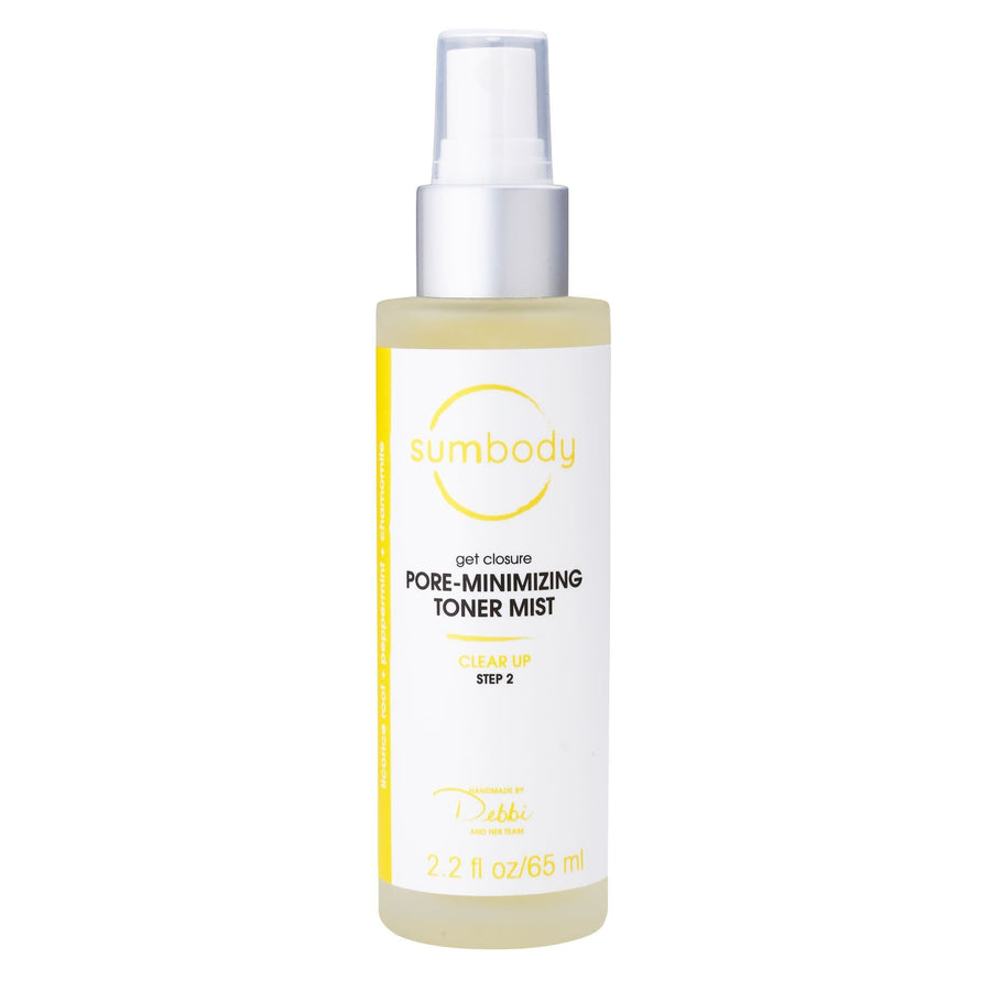Get Closure Pore-Minimizing Toner Mist