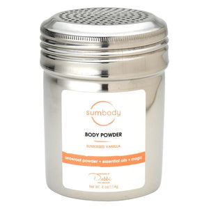 Sunkissed Vanilla Body Powder