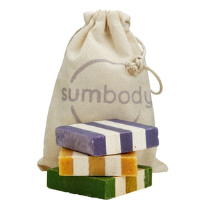 get sum Soap Trio – Goat Milk