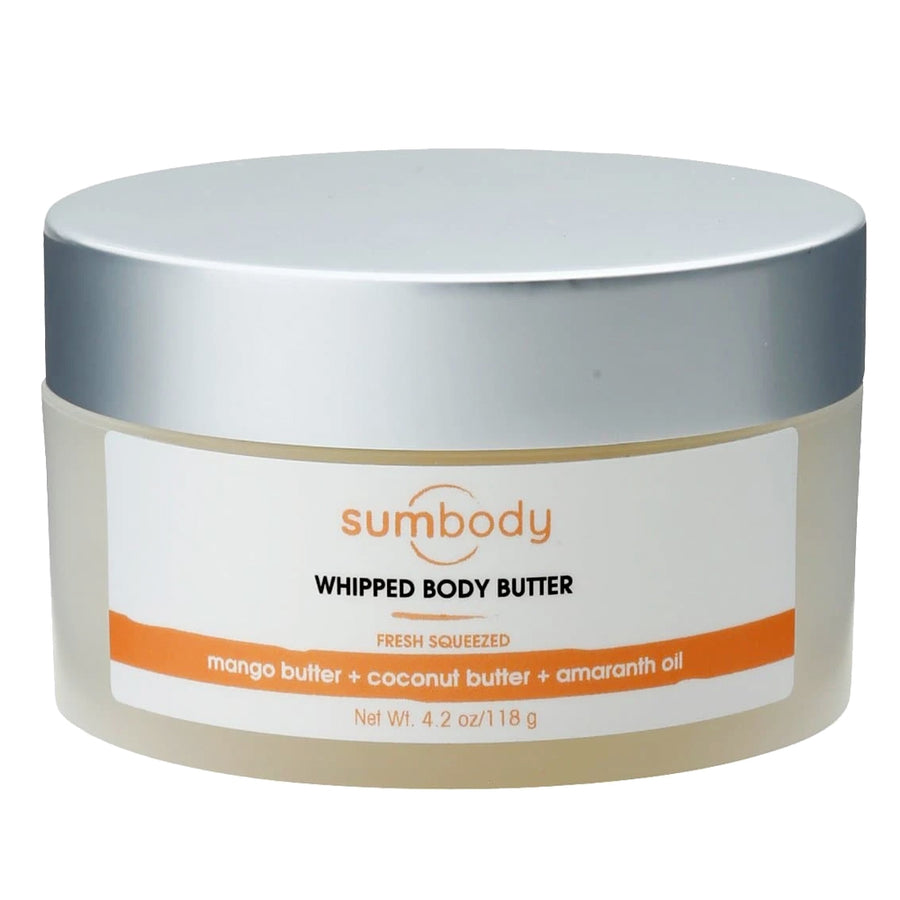 Fresh Squeezed Whipped Body Butter