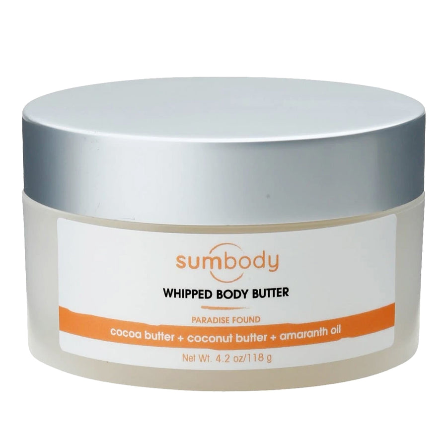 Paradise Found Whipped Body Butter