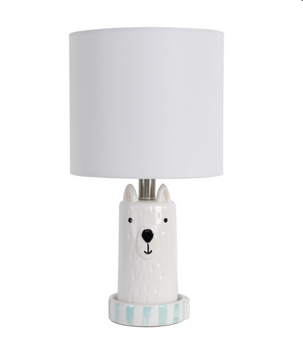 dog table lamp for kid's bedroom