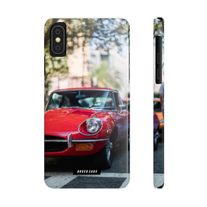 E-type - Slim Phone Case