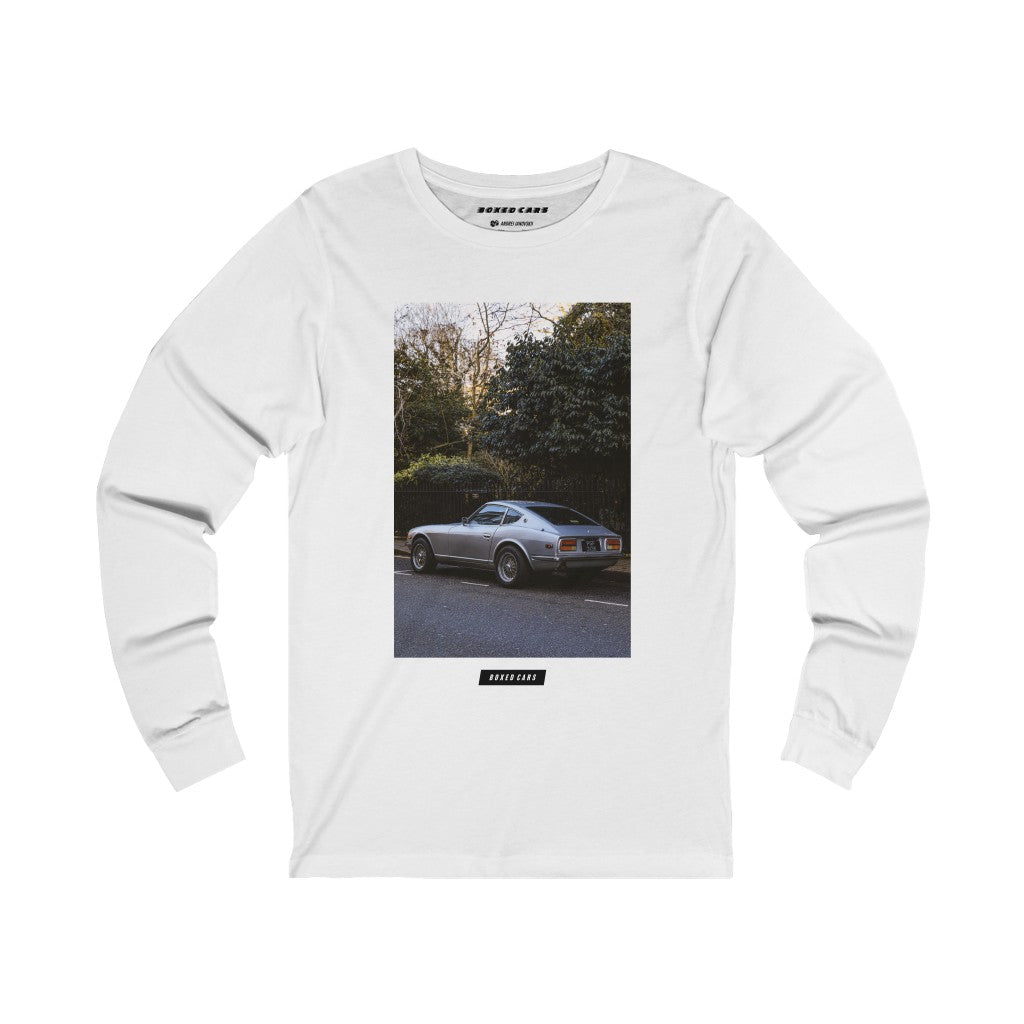 Fairlady - Long Sleeve Tee