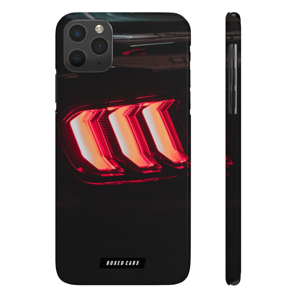 Mustang - Slim Phone Case