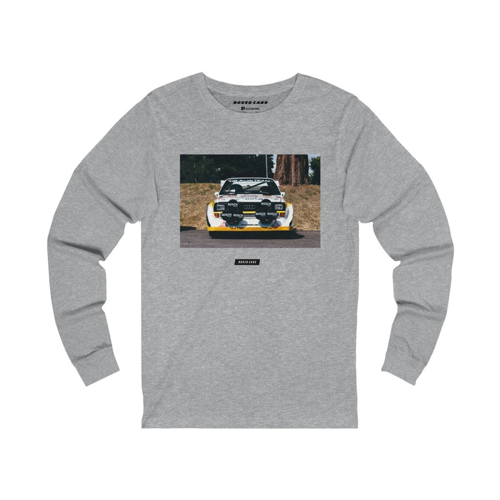 Rally - Long Sleeve Tee