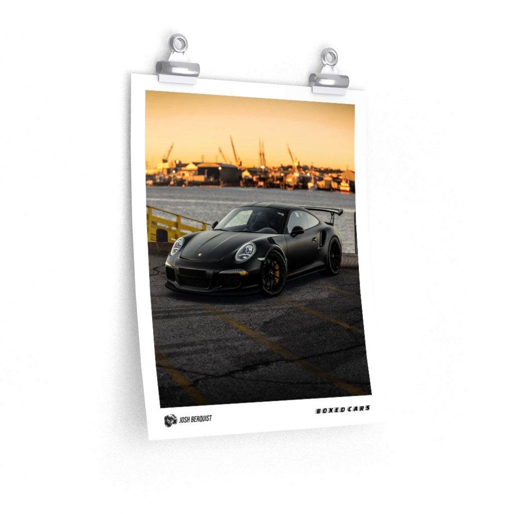GT3RS - Poster