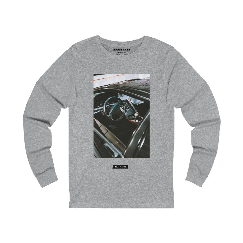 Diablo - Long Sleeve Tee