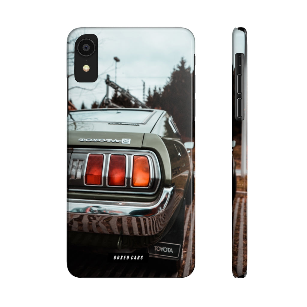Celica - Slim Phone Case