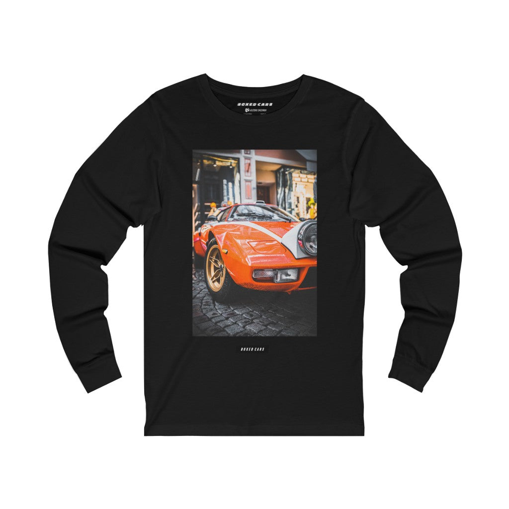 Stratos - Long Sleeve Tee