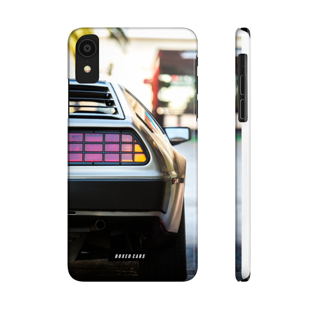 De Lorean - Slim Phone Case