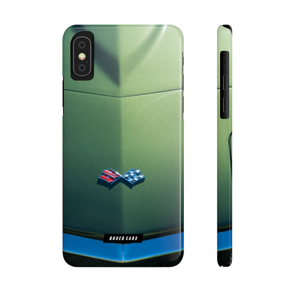 Corvette - Slim Phone Case