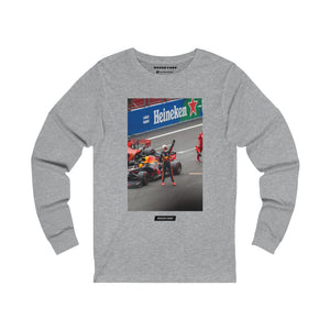Verstappen - Long Sleeve Tee