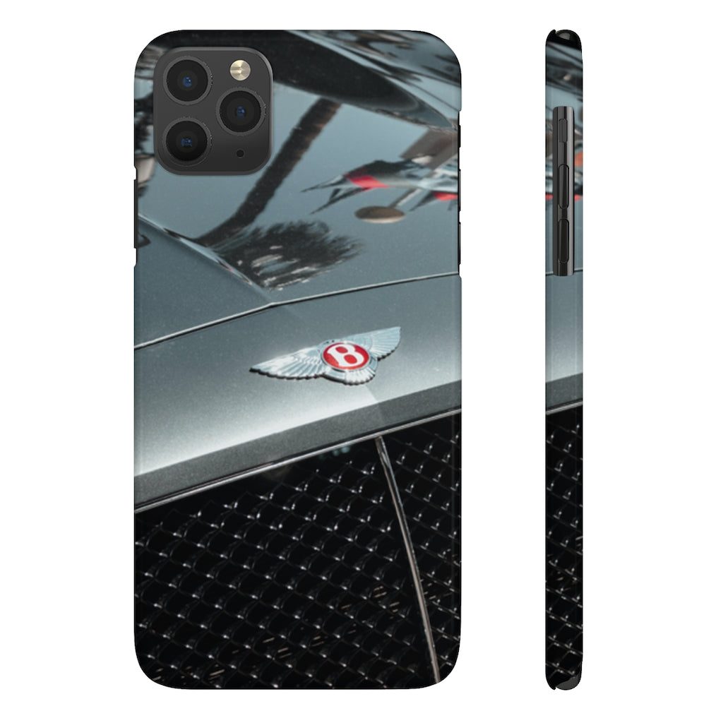 Crest - Slim Phone Case
