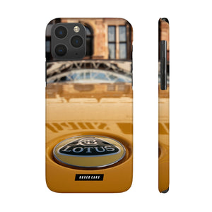 Emblem - Slim Phone Case