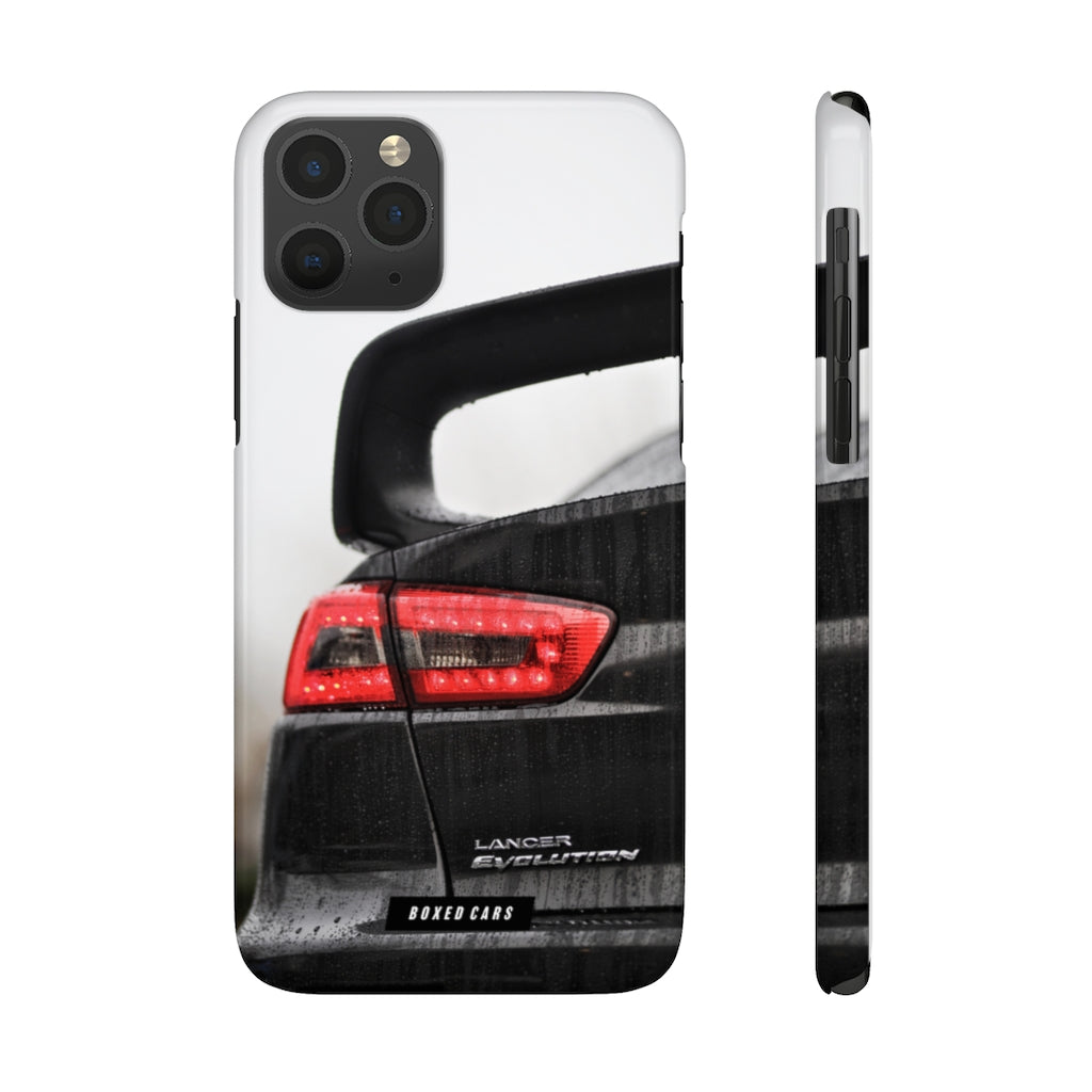 Lancer - Slim Phone Case