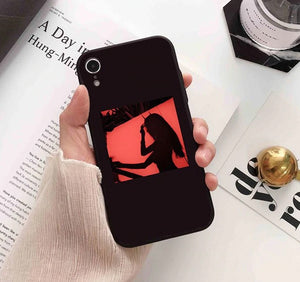 Red devil iPhone case - duppydu