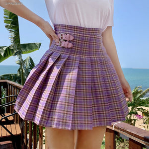 Purple skirt - duppydu