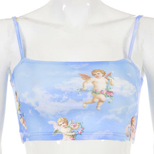 """Angels"" top - duppydu"