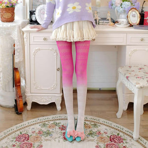 """Gradient"" Tights - duppydu"
