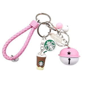 Starbucks keychain (Different colors) - duppydu