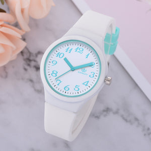 Silicone watch (different colors) - duppydu