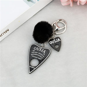 Ouija keychain (different colors) - duppydu
