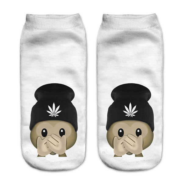Cute animal socks - duppydu