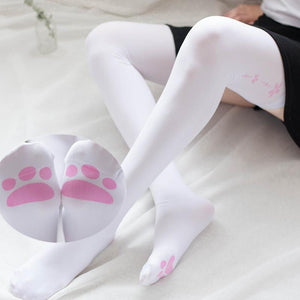"""Kitty"" tights - duppydu"