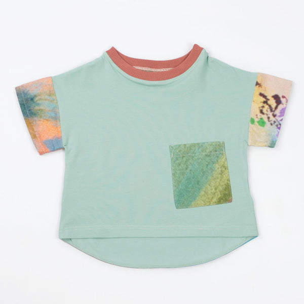 Shirt Oversize Garden Colours Limited Edition Arts