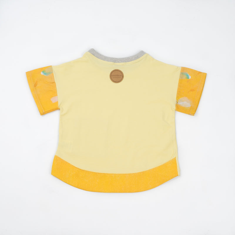 Shirt Oversize Colibri Yellow Limited Edition Arts