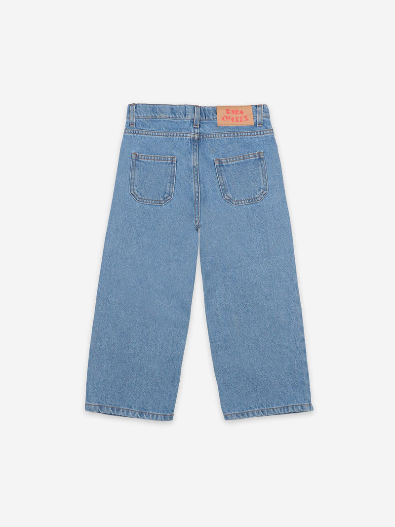 B C Squared Denim Pants