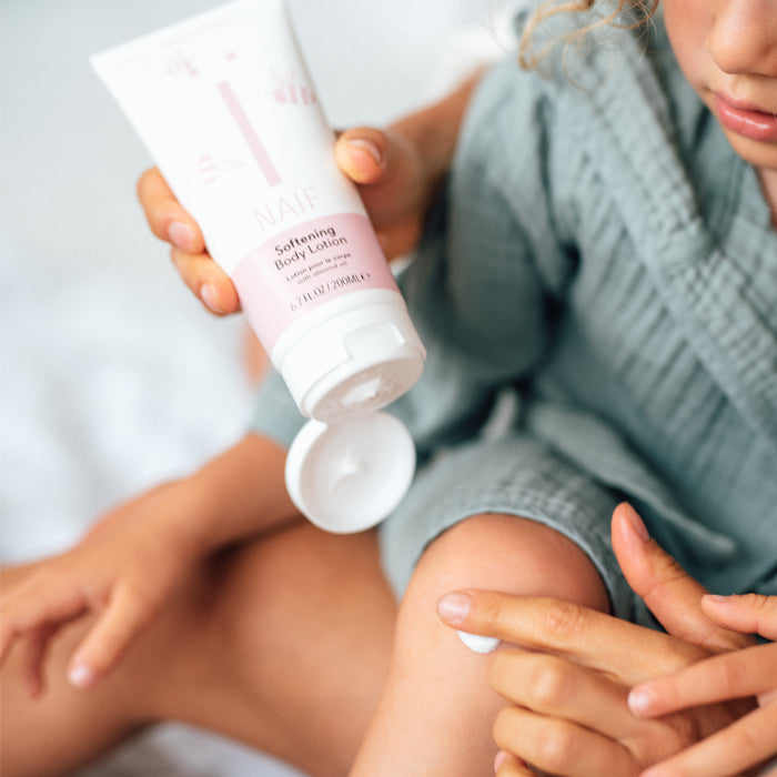 Softening Body Lotion