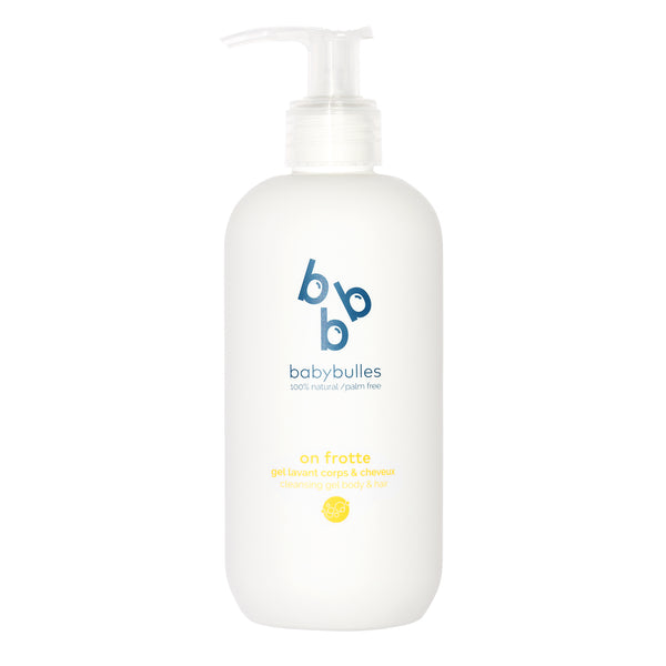 Cleansing gel body & hair - 300 ml