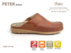 Batz PETER - brown