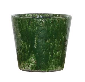 Moss Green Large Pot