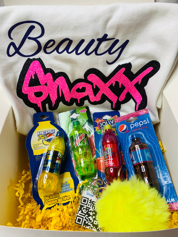 "Beauty Snaxx ""Dirty Pop"" Chapstick Collection"
