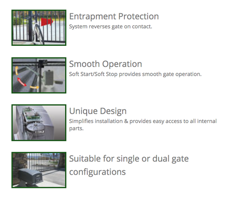 Electrical Device - DKS 6050 / 6100 Residential and Commercial Swing Gate