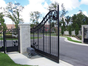 DKS 6300 Commercial and Industrial Swing Gate