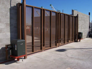 DKS 9150 Commercial and Industrial Slide Gate
