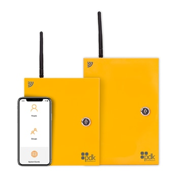 PDK Eightio Eight Door / Ten Floor Controller - Wireless