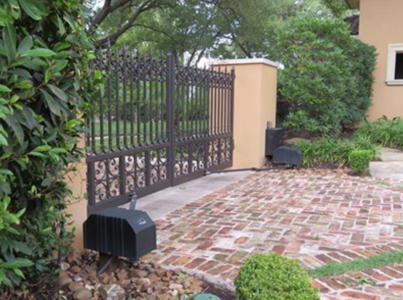 Apollo 3501 Swing Gate System