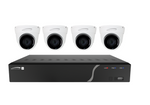 4 Channel ZIPK4T2 Surveillance Kit