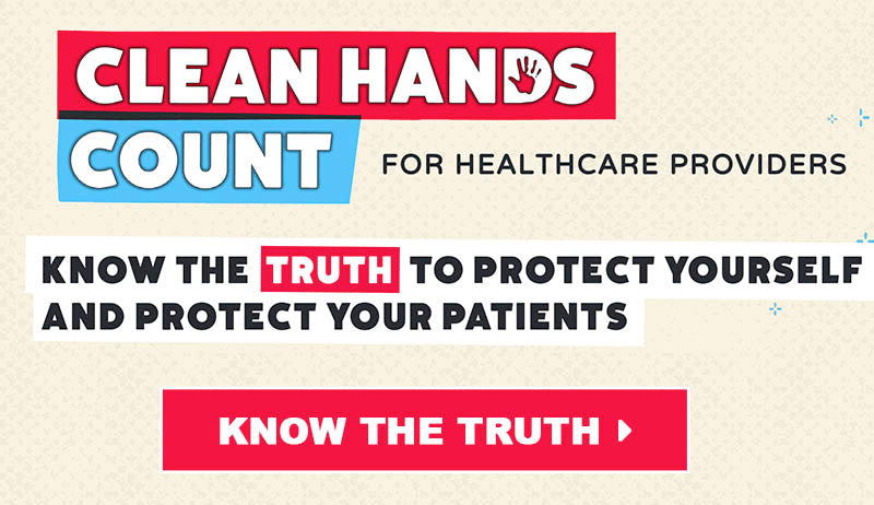 Clean Hands Fact Sheet