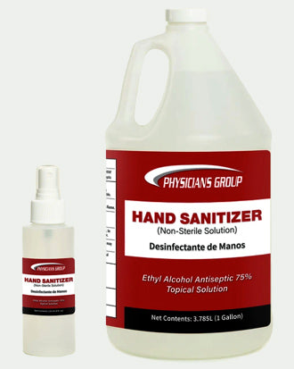 Hand Sanitizer Products