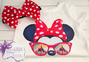 Minnie T shirt set