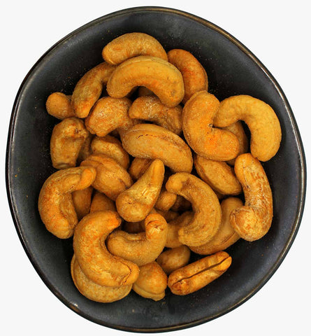 Devilled Cashew Nuts