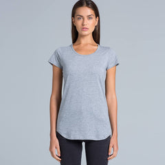 AS Colour Mali Tee - Coal