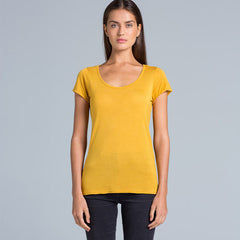 AS Colour Note Tee - Steel Marle